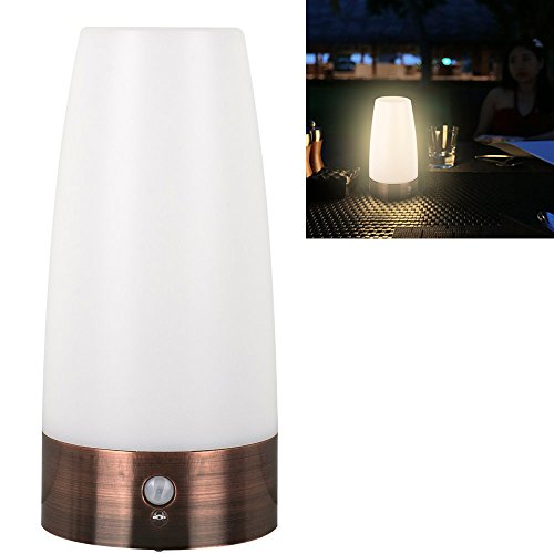 Brighome wireless motion sensor led night light 3 modes battery light will automatically turn on when pass within 6 feet of the sensor will automatically turn off after 20 seconds battery operated no wiring required mozeypictures Gallery