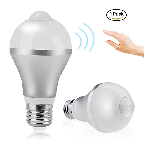 Irainy E27 5w Led Infrared Motion Sensor Pir Warm Light