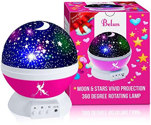 Kids Night Lights For Girls Boys Babies Toddlers 4 Led Bulbs