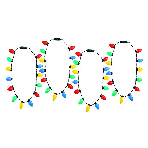 getting these necklaces christmas lights with your holiday spirit and lets brighten you a warm life specification lighted length 28 - Lighted Christmas Necklace