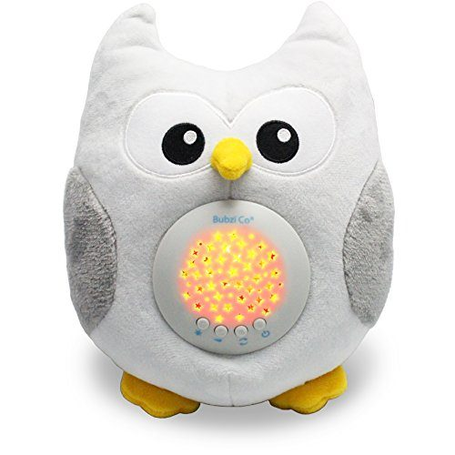 Bubzi Co Baby Sleep Aid Night Light Amp Shusher Sound