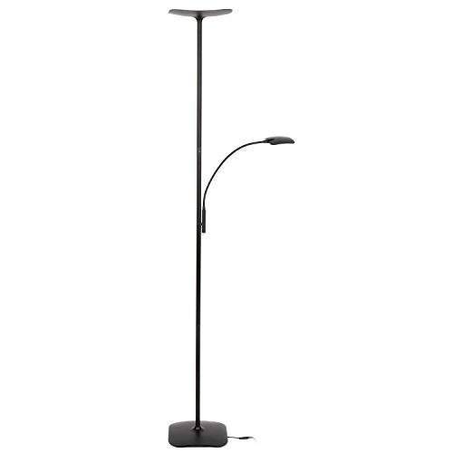 floor floors led torchiere bulb lamp
