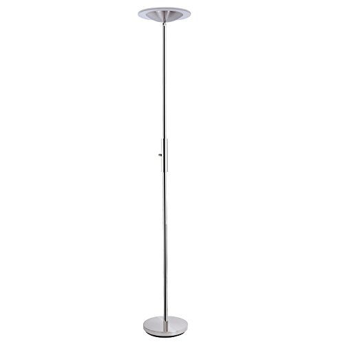 Sunllipe Torchiere Dimmable Led Floor Lamp 18w Standing