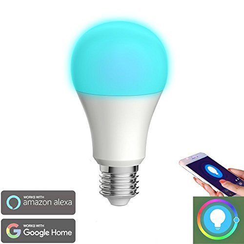Smart Bulb Wigbow Wi Fi Led Light Bulb Color Changing