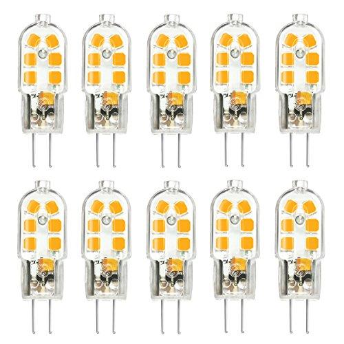 G4 Led Bulb 10 Pack Kingso Bi Pin Base 20w Halogen Bulb