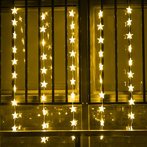 You Could Diy The Starry Lights For Your Home Window Curtains Patio Corridors Balcony Bedroom Floors Ceilings Trees Or Other Places This Star