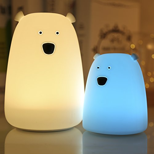 ... Nursery Night Lights. Operation: When The Power Is Turned On, Light  Positioning When Tapping Color; Third Tap, The First Tap, Each Color  Compartment ...