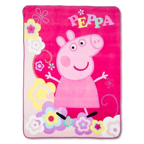 Peppa Pig Night Light – Soft and Portable Light-Up Toy