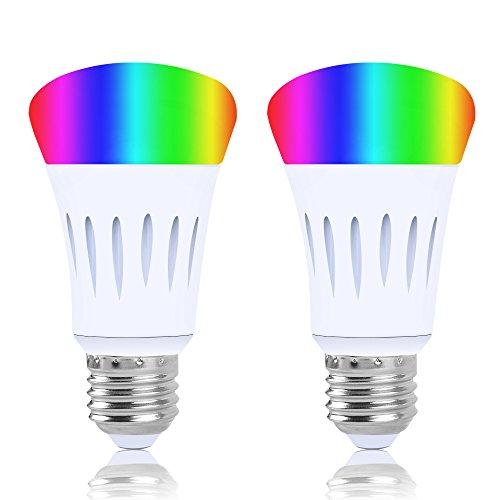 SALKING LED Under Cabinet Lighting, Wireless LED Puck Lights