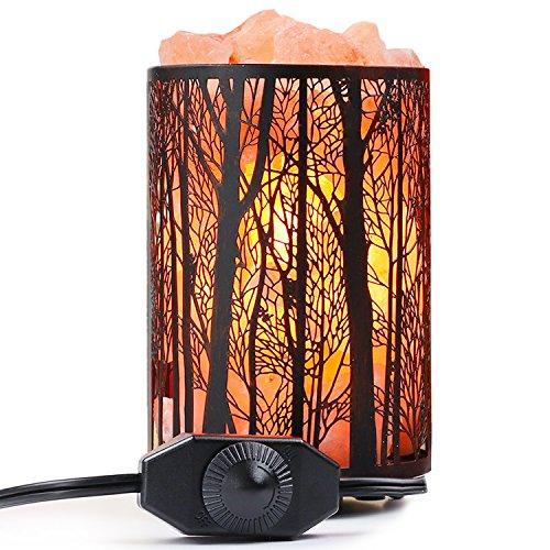 Arvidsson Himalayan Salt Lamp, Natural Hymalain Pink Rock Salt Lamps