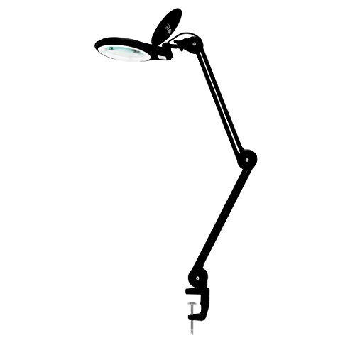 Neatfi 1 200 Lumens Super Led Magnifying Lamp With Clamp