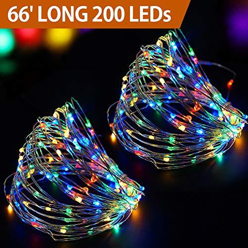 Led Christmas Tree Lights Multi Color Led String Lights