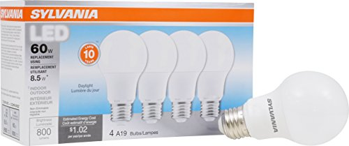 what is the energy saving equivalent of 60w bulb